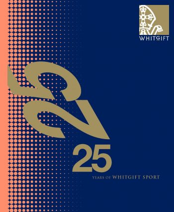 25 Years of Whitgift Sport cover