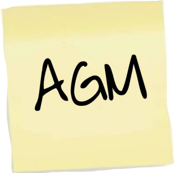 AGM post it