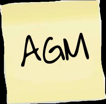 AGM post it