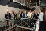 Left to right - John Kelsall, Peter Trevis, Ken Nicholas, Peter Gibson, Peter Gaillard, John Branston, Adrian Garne, Norman West, David Raeburn, Dick Shelley