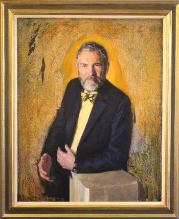 Dr Barnett Portrait