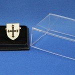 Enamelled Cufflinks (Medium)