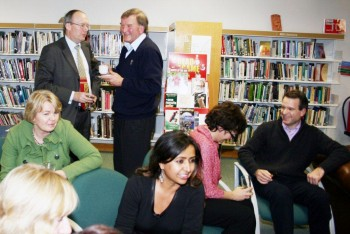 Friends of Library event