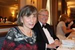 Gloria Saunders and Derek Tullett