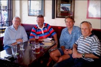 Ian Lucas, Phil Holdway-Davis, Simon Kennedy, Alan Mitson