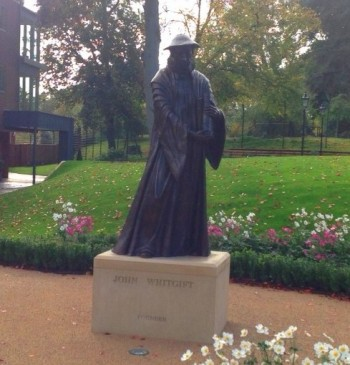 John Whitgift statue