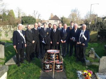 Jack Cocks' funeral 29.01.2016