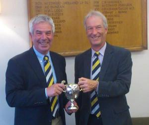 John Grima Veterans' Cup and Mike Berners Price (Captain) 2013