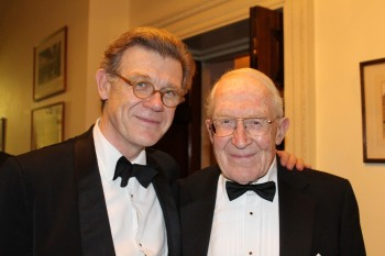 Keith and John Lindblom at WA Annual Dinner 2015