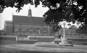 Whitgift School Memorial