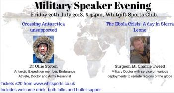 Military Speaker Evening