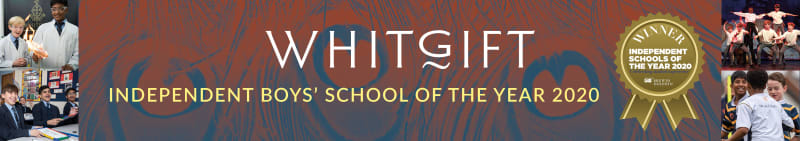 NFTS Independent Boys School of the Year 2020