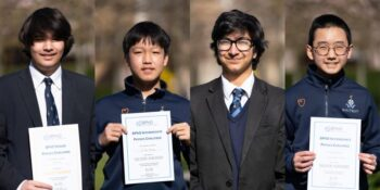 NFTS - Physics Challenge Winners