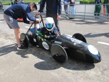 NFTS - racing car