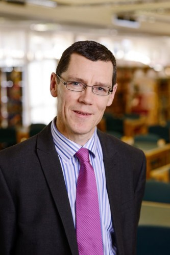 New Headmaster Mr Ramsey