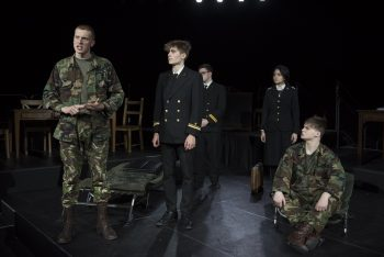 Whitgift Junior School Production of A Few Good Men - March 2018 Photography by Danny Fitzpatrick www.dfphotography.co.uk danny@dfphotography.co.uk +44 (0) 7779 606901