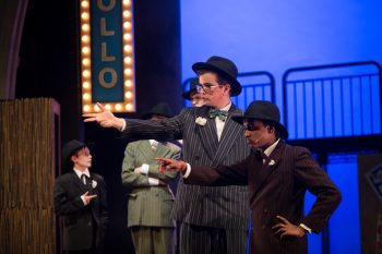 News from the School Guys & Dolls