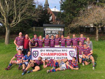 OWRFC season champions