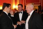 Peter Warren, Jon Bunn and David Stranack