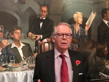 The Vineyard Dinner - Sir Peter ls