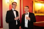 Tom Barke and Neil Duffy