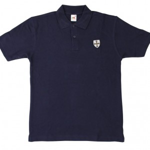 WA Blue Polo Shirt (Medium)