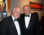 WA President, Lord Graham Tope, pictured here with WA Chairman, Pip Burley.