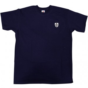 WA T Shirt Navy Blue
