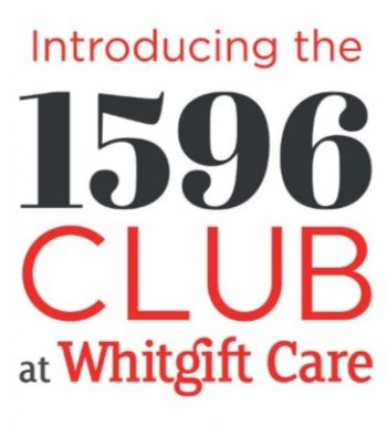 Whitgift Care 1596 club
